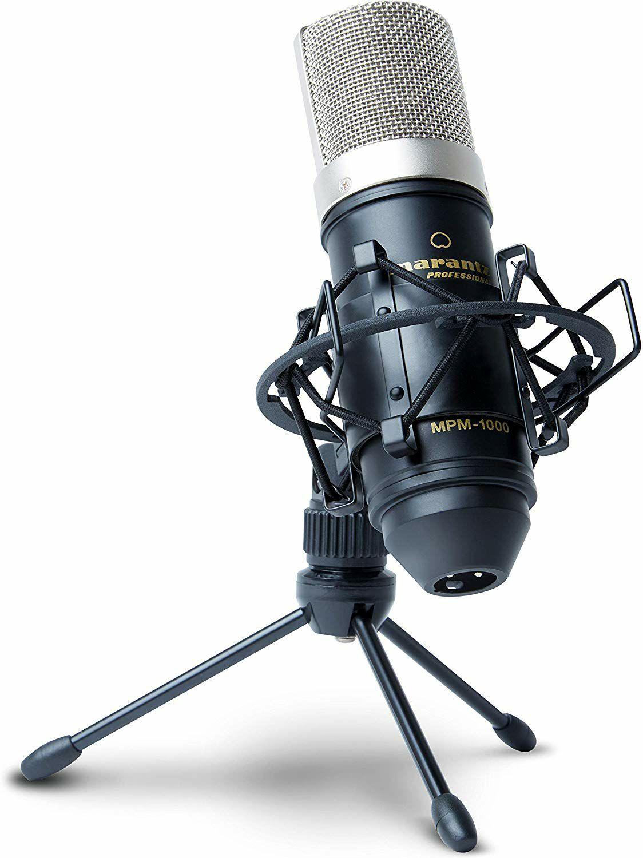 Micrófono Marantz Professional MPM1000