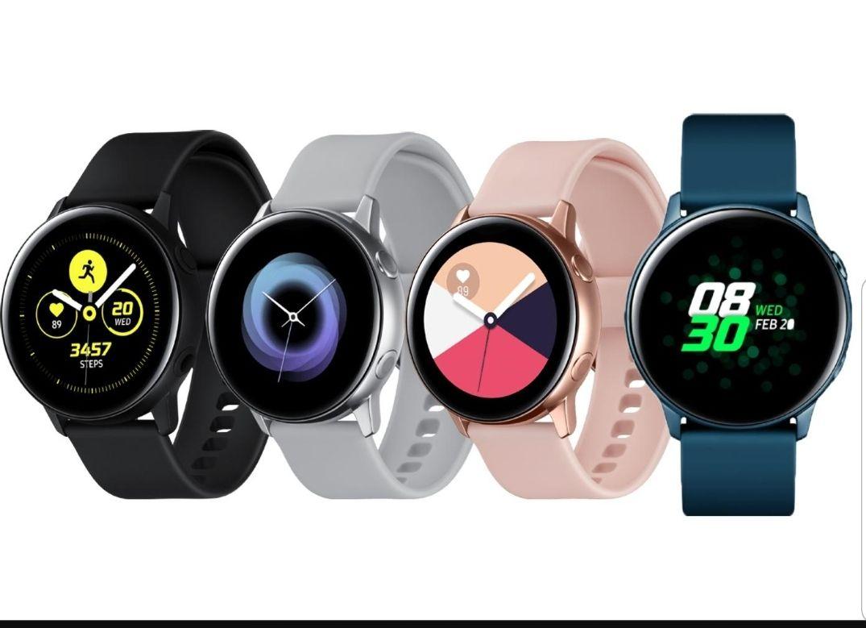 Samsung Galaxy Watch Active en Oselection