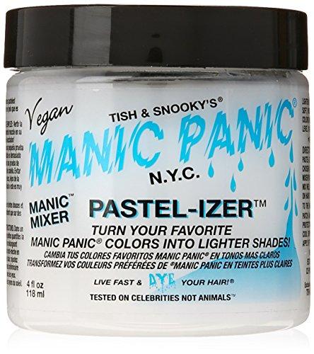 MANIC MIXER/PASTEL-IZER tinte vegano