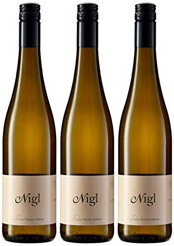 Nigl gruner veltliner vino blanco 3 Pack de 3 unidades