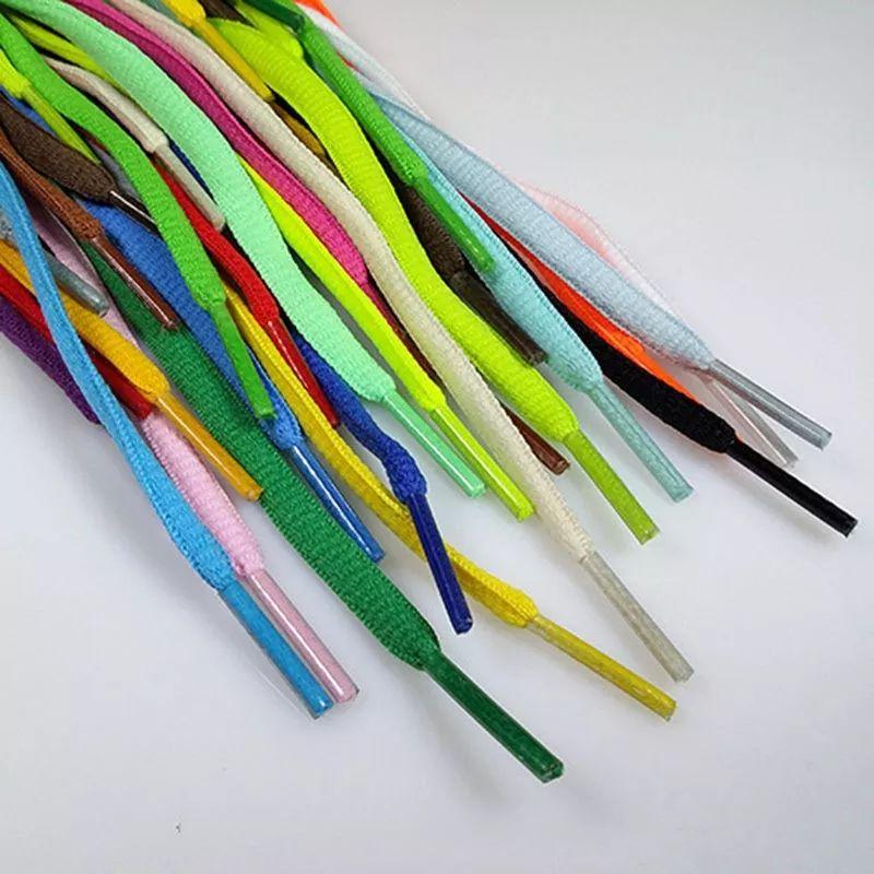 Cordones de colores para zapatillas
