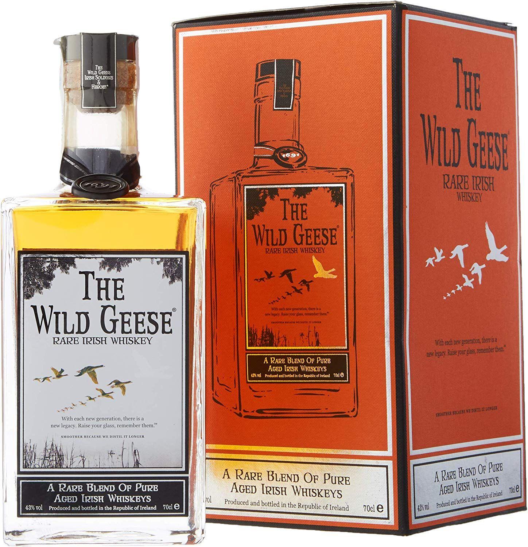 Whiskey Wild Geese Rare Irish - 700