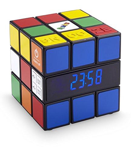 Despertador Bigben Cubo de Rubik por solo 7.9€