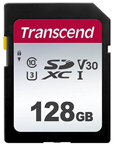 ¡Transcend Tarjeta SD de 128 GB sólo 18,48€! Envío Prime