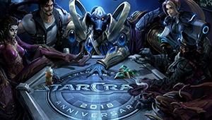 StarCraft 20th Anniversary (COSAS GRATUITAS)
