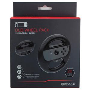 Pack de 2 volantes para Nintendo Switch Gioteck (Compatible con Joy-Con)