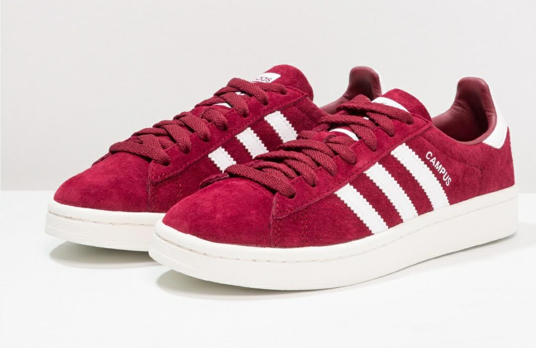 Adidas campus Rojas varias tallas disponibles