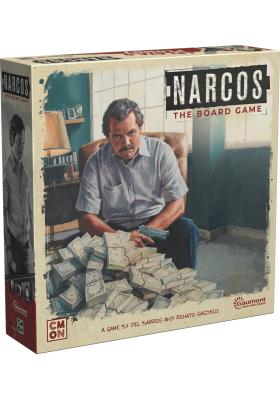 Juego de mesa Narcos (inglés)