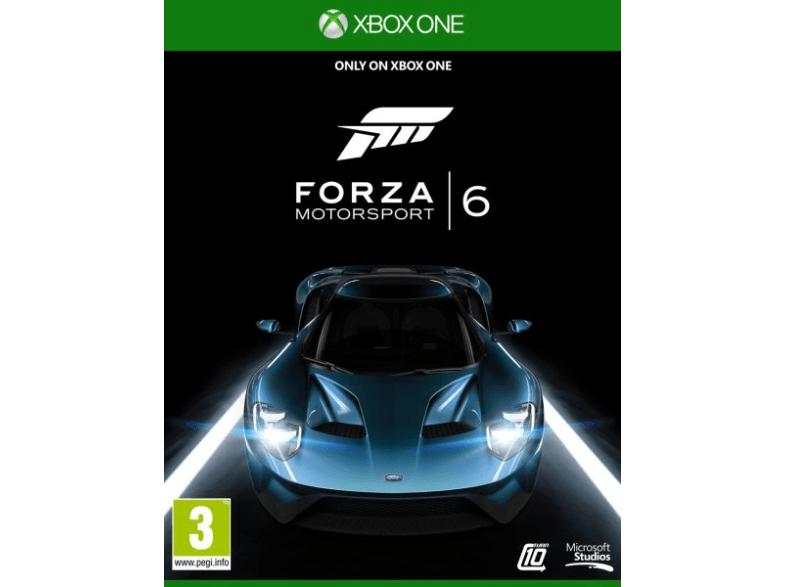 Forza Motorsport 6 físico (Xbox One)