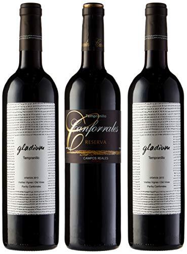 Pack 3 x Canforrales Pack de Vino Viñas viejas