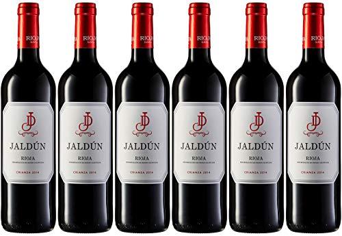 6 x Vino San Jamón Jaldún Crianza Rioja