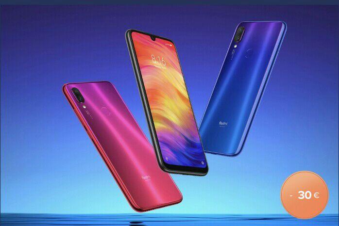 Xiaomi Redmi Note 7 3Gb+32Gb