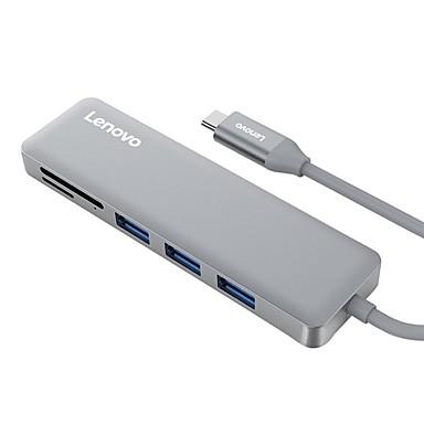 Multiplicador USB 3.0 Lenovo, superprecio