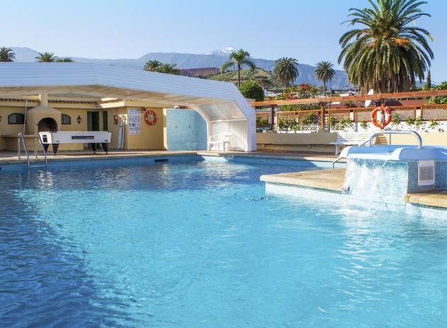 Tenerife 215€/p = 7 noches en hotel 3* con desayuno + vuelos desde Madrid