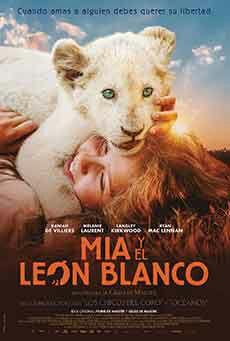 """Cines Verdi Barcelona y CONTRACORRIENTE FILMS siguen ofreciendo GRATIS entradas para ver la película """"MIA Y EL LEÓN BLANCO"""""""