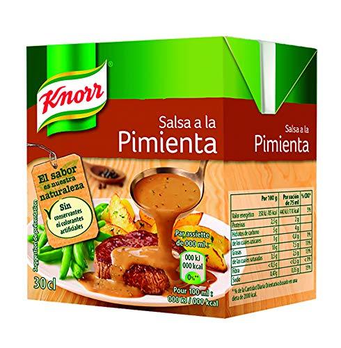 12 unidades de Knorr crema de calabaza con nuez moscada 300 ml
