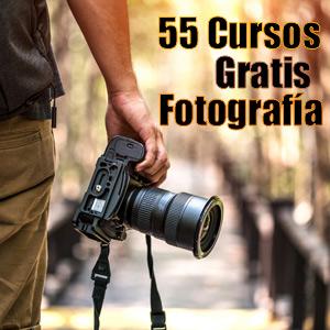 55 cursos para los amantes de la Fotografía (Español, Inglés, gratis + cupones)