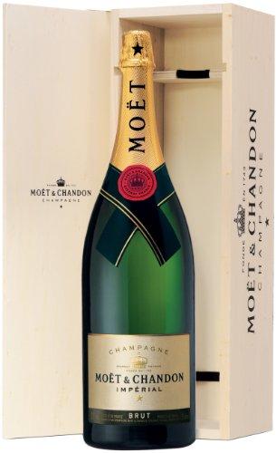 Botella de 3L de  Moet & Chandon Jeroboam Champagne