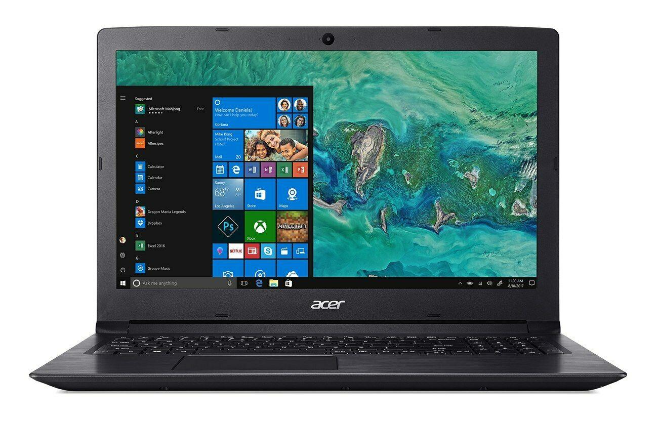 Acer Aspire 3 A315-53G-5889 i5-8250u 8GB NVIDIA MX130 2GB SSD 256GB W10