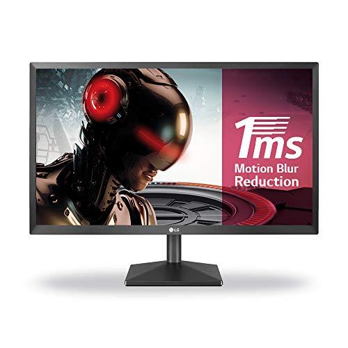 "Monitor Gaming FHD 21,5"", 75 Hz, 1 ms, LG 22MK400H-B"