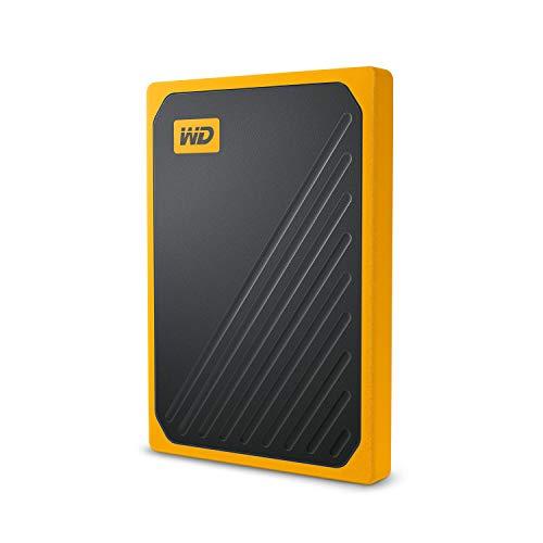 WD My Passport Go 500GB SSD solo 75.7€