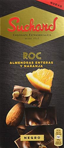 Suchard, 12 barritas de chocolate tamaño snack de 180 gr cada una