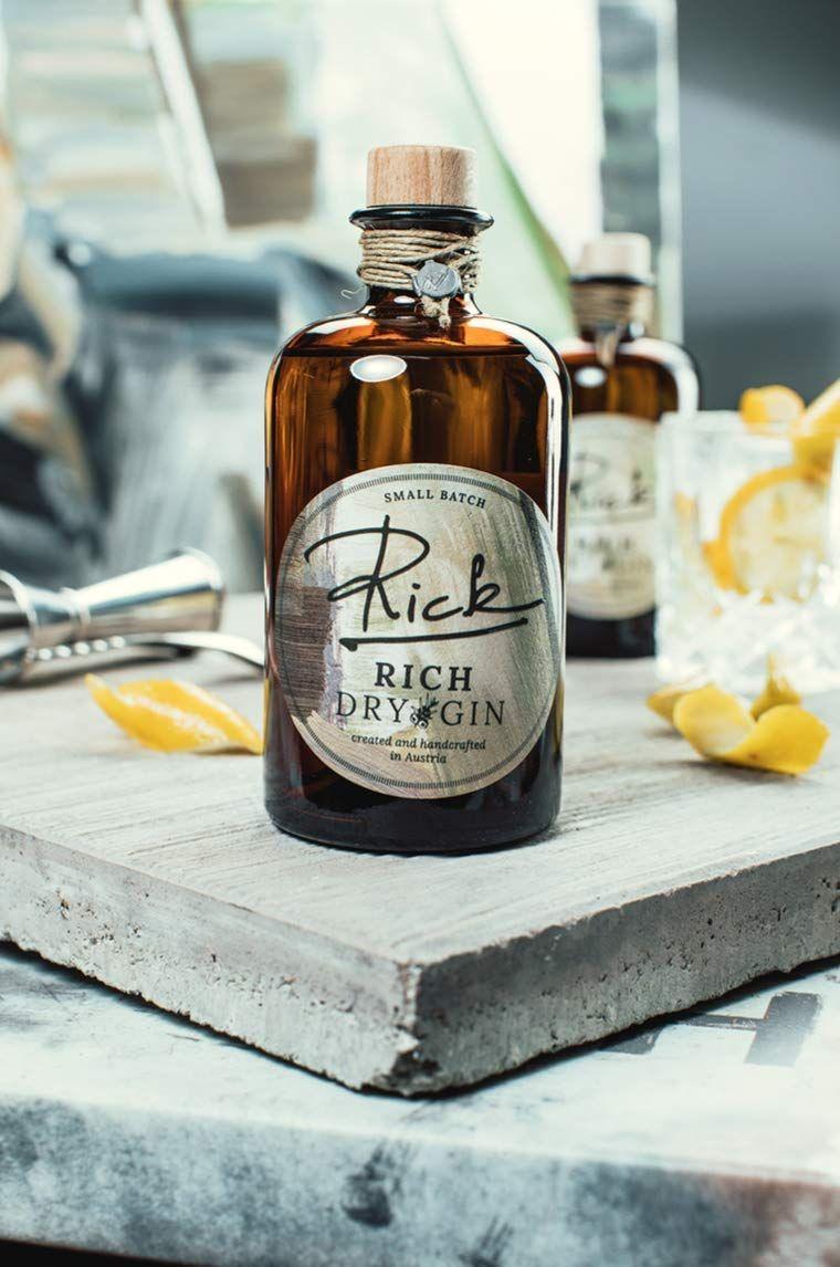 Ginebra Rich Dry - 500 ml