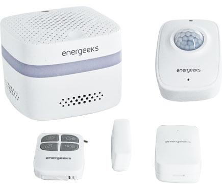 Sistema de alarma ENERGEEKS