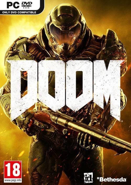 Doom para PC (Steam) por solo 5,69€