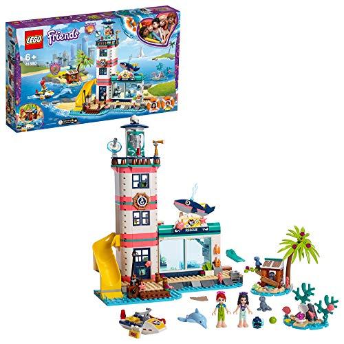 Centro de Rescate del Faro - Lego Friends