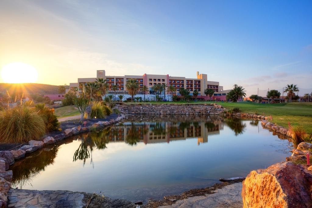 Resort 4* en Vera, Almería desde 36€ la noche por persona (desayuno incluido)