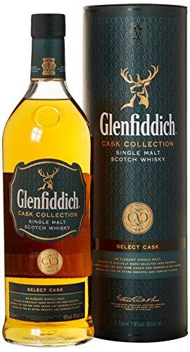 Botella 1L de Glenfiddich Selected Cask