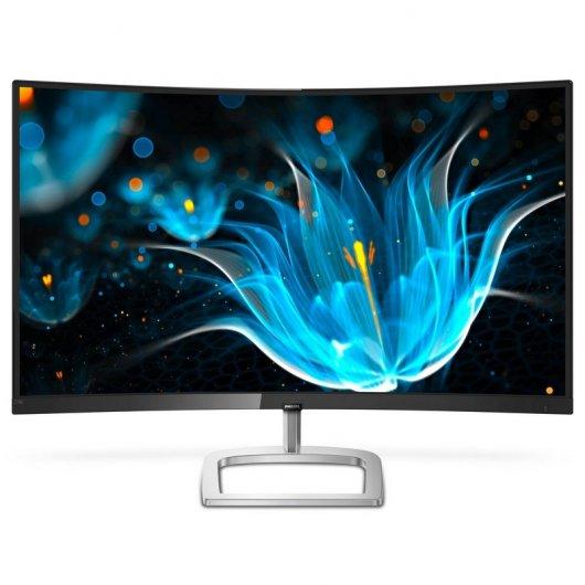 "Monitor Philips 27"" LCD FullHD FreeSync Curva"