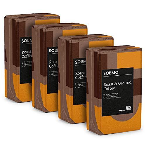 4 unidades de Solimo café molido de 500 gr cada uno