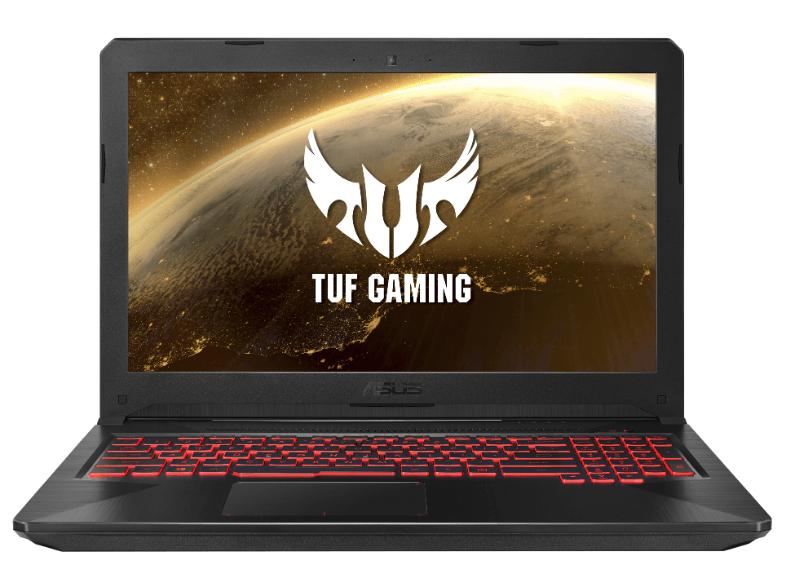 "Portátil Gaming ASUS TUF 15,6"" / i7-8750H / 8GB RAM / 256GB SSD / GTX1060"