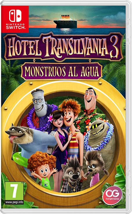Hotel Transilvania 3: Monstruos al agua (Switch)