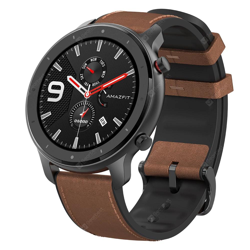 AMAZFIT GTR 47mm Reloj Inteligente de Versión Internacional
