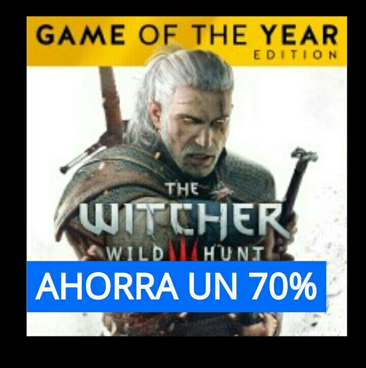 The Witcher 3: Wild Hunt GOTY - PSN