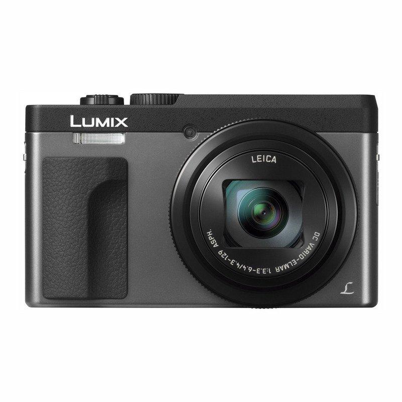 Panasonic DMC-TZ90 Plata, cámara de fotos