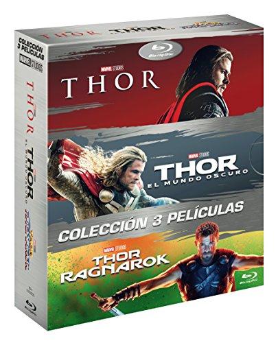 Trilogía de películas de Thor en Bluray