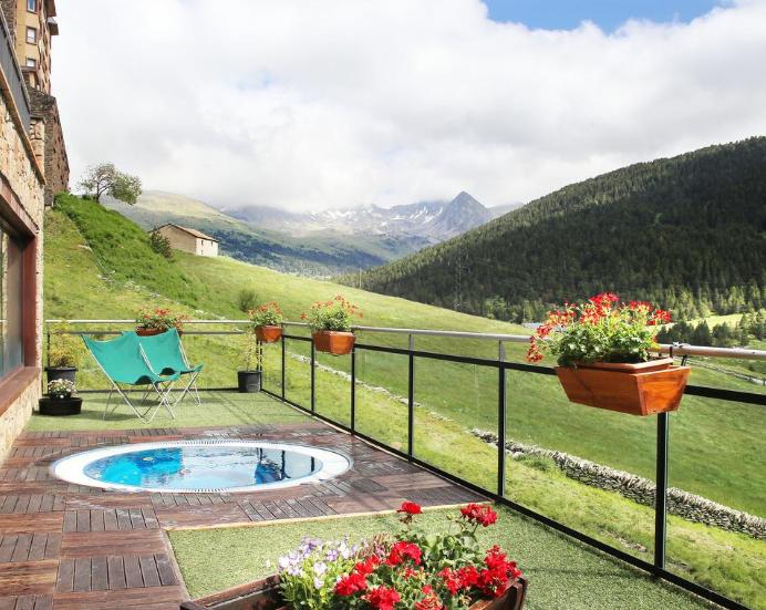 Andorra: una noche con spa y masaje por solo 69€ por pareja