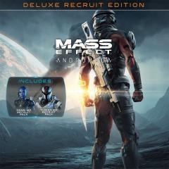Edición de recluta Deluxe de Mass Effect™: Andromeda