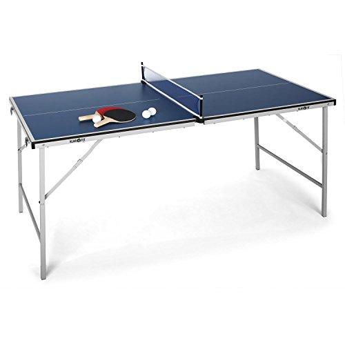 Mesa de ping pong + 2 palas + Red + 3 pelotas REACO