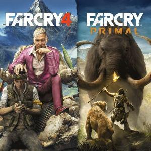Far Cry 4 + Far Cry Primal Pack