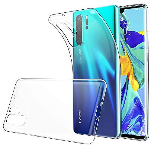 Funda transparente Huawei P30 Pro Simpeak