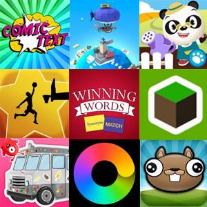Gratis, Más de 40 aplicaciones y juegos para IOS