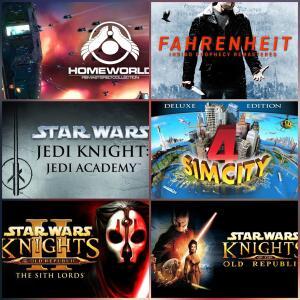 Empire Bundle - Inc. 6 juegos para PC (Steam)