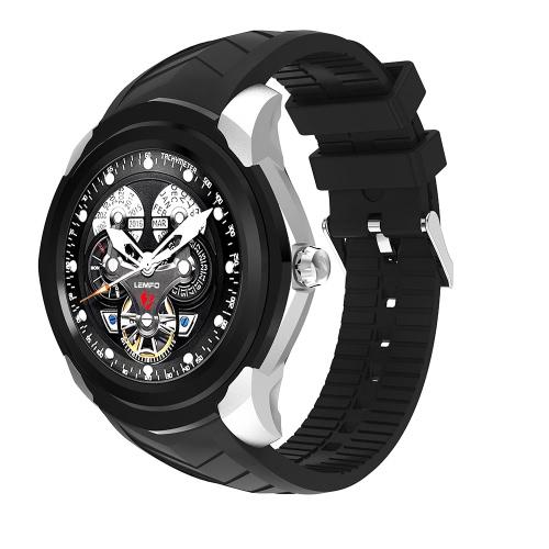 LEMFO LF17 Smart Watch Teléfono ROM 4G + RAM 512mb