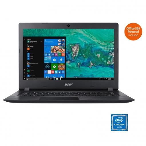 Portátil Acer Aspire 1 A114-32-C1SS con Intel, 4GB, 64GB, 35,56 cm - 14''