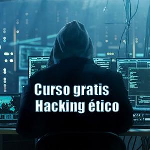 Cursos gratis de Hacking ético (Udemy, inglés)